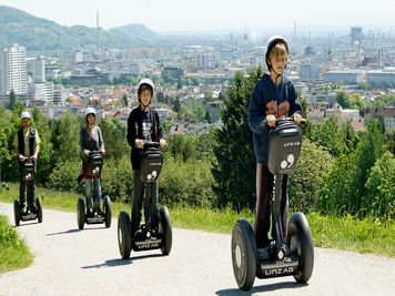 Segway Tour in Linz